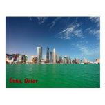 Doha Skyline, 2011 Postcard