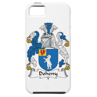 Doheny Family Crest iPhone 5 Covers