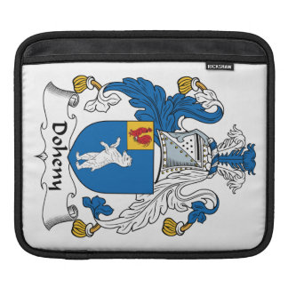 Doheny Family Crest Sleeve For iPads
