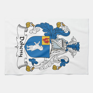 Doheny Family Crest Kitchen Towels