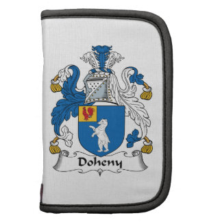Doheny Family Crest Planner