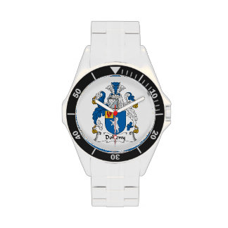 Doheny Family Crest Watches