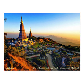 Doi Inthanon V1 Postcard