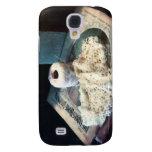 Doily and Crochet Thread Samsung Galaxy S4 Case
