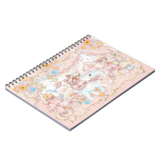 Doily Circus Notebook