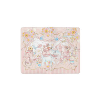 Doily Circus Pocket Moleskine Notebook Cover With Notebook