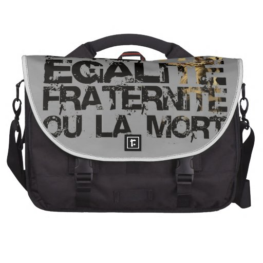 Doin' it the French Way! Commuter Bag