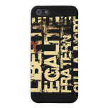Doin it the French Way Cover For iPhone 5/5S