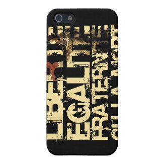 Doin it the French Way iPhone 5 Cover