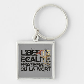 Doin' it the French Way! Keychain