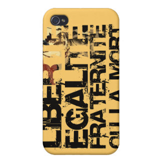 Doin it the French Way lights iPhone 4/4S Cases