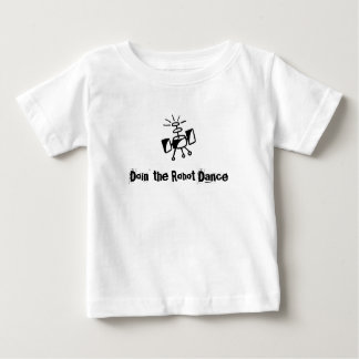 Doin la camisa de la danza del robot