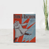 Doin' The Racoon