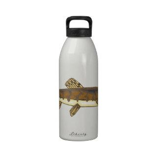 Dojo Fish 3 Water Bottle