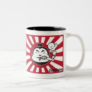 Dojo icon mugs