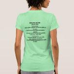 Dojo-Kun, Ladies' T-Shirt