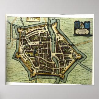 Dokkum - 1652 posters