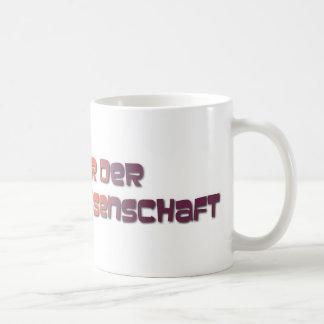 Doktor der Kameralwissenschaft Coffee Mug