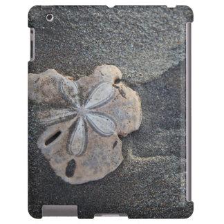 Dólar de arena en la arena funda para iPad