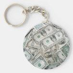 Dólar de EE. UU. Llaveros