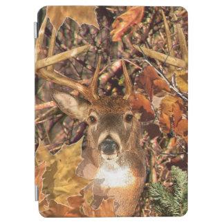 Dólar en ciervos de la cola blanca de Camo Cover De iPad Air