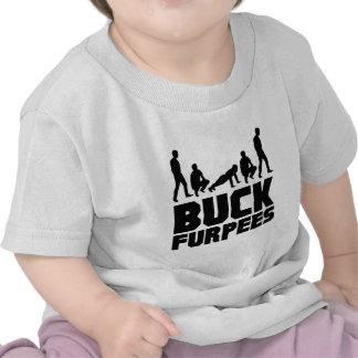 Dólar Furpees -- Aptitud de Burpees Camiseta