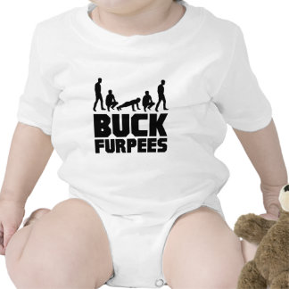 Dólar Furpees -- Aptitud de Burpees Traje De Bebé