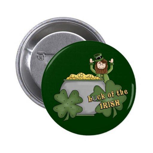 Dólar irlandés pin