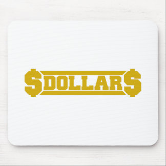 Dólar Mouse Pads