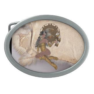 Dólar virginal indio de la correa del diseño de la hebilla cinturon