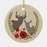 Dólar y ornamento personalizado gama del navidad ornamento para reyes magos