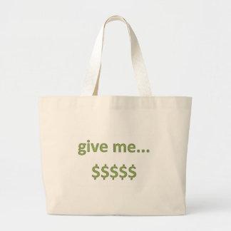 Dólares de estilo retro 4 bolsas de mano