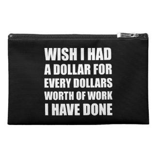 Dólares de valor del trabajo