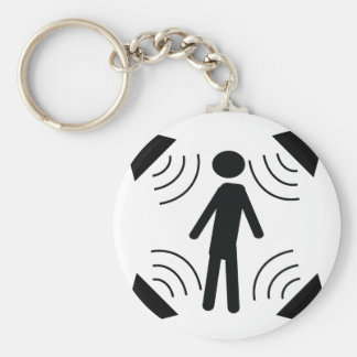 DOLBY icon Keychain