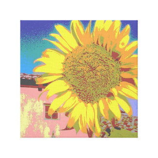 Dolce Villa Stretched Canvas Prints