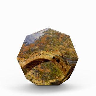 Dolceacqua, Bridge by Claude Monet Acrylic Award