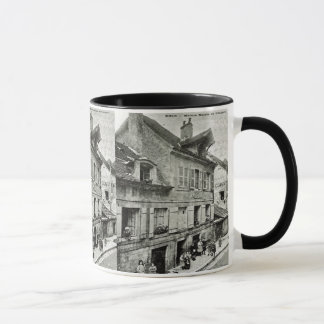 Dole, House where Louis Pasteur was born Mug