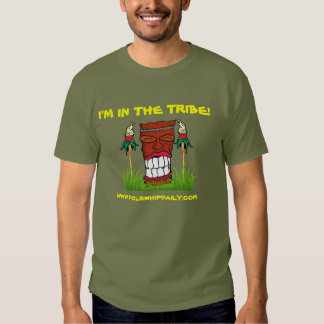 "Dole Whip Daily ""I'm in the tribe"" T Shirt"