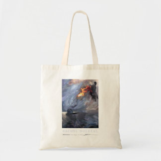 Dolezal Art Products: Absence Tote Bag