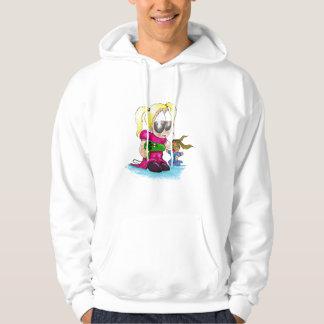 doll beautician sweatshirt