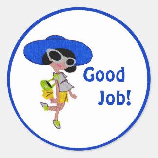 Doll Encouragement Sticker