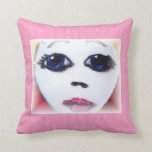 Doll Face Pillows