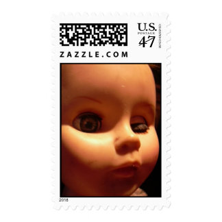 doll face stamp