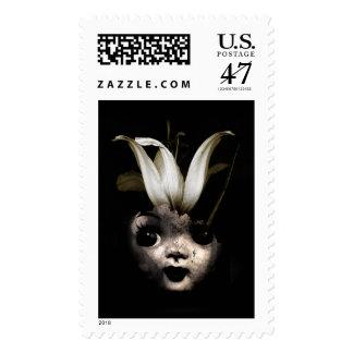 Doll flower 2013 postage stamp