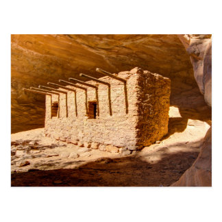 Doll House Anasazi Ruin - Utah Postcard