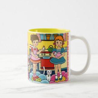 Doll House Mug
