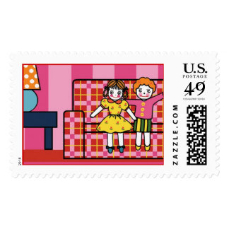 Doll House Postage