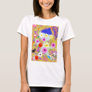 doll in spring T-Shirt