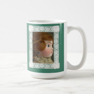 Doll Lovers Have More Fun Steiner Profile Mug