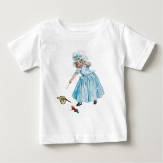 Doll Pitcher Baby T-Shirt